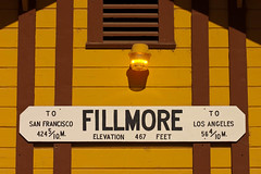 Fillmore Sign by harrysonpics