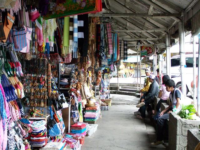 market in baguio