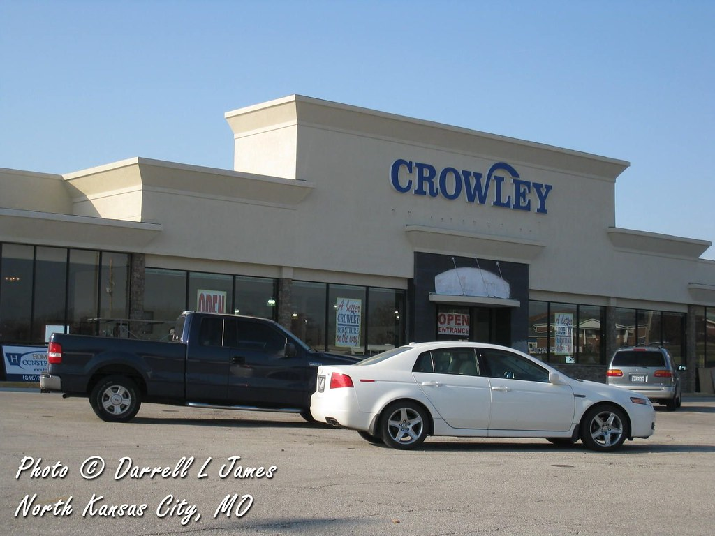 Crowley Furniture Looks Good In The Former Safeway Foodba Flickr