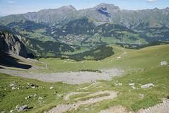 Adelboden to Kanderstag