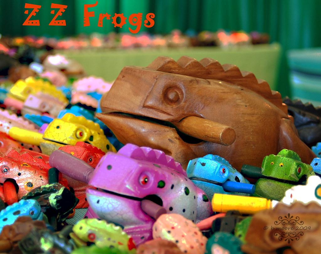 Frog Fun!