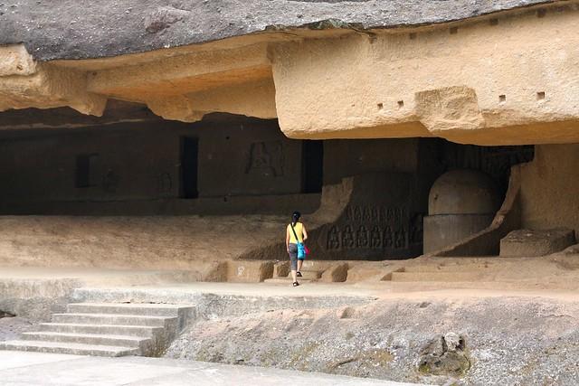 Kanheri caves at Sanjay Gandhi NP