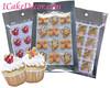 Edible Cupcake Decoration