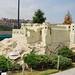 Istanbul 2009 (At Miniaturk - The Ecyad Castle, Mecca) - 139