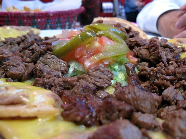 ... the beef fajita nachos (aka nachos asada) | Flickr - Photo Sharing