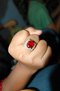 captain planet's ring