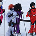 Skierettes in the 2011 Alaska Ski for Women