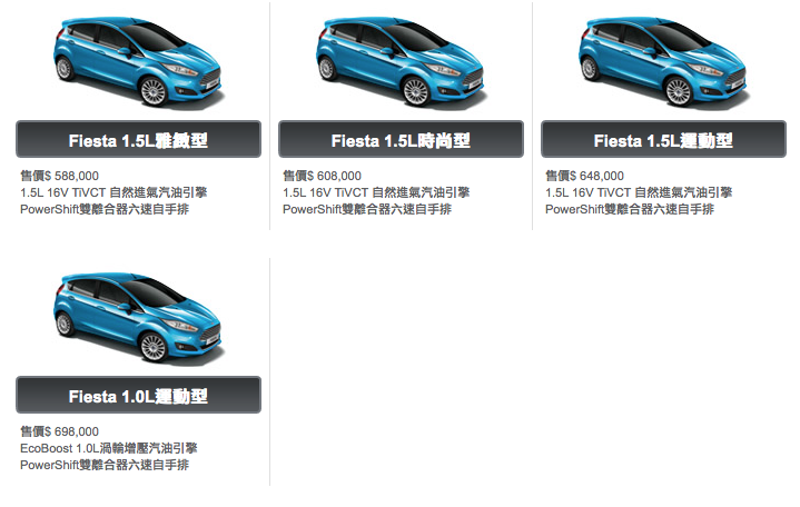 FORD 2014 All New Fiesta 新車發表會_0002