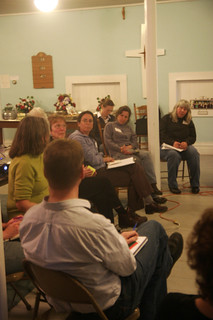 storytelling discussion Starksboro