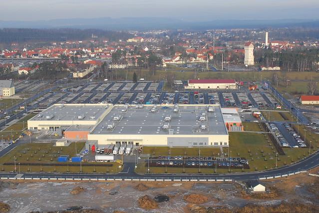 Grafenwoehr Post Exchange Car Dealership