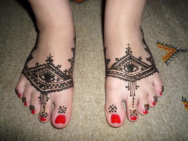 Henna In School Flaircreationsblog