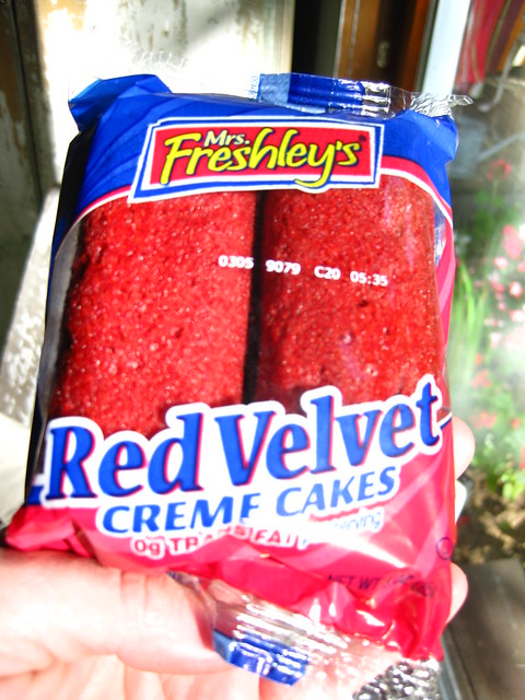 Red Velvet Twinkies   Flickr - Photo Sharing!