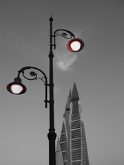 lamps at bwtc