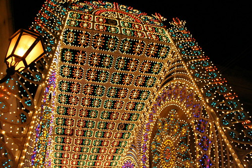 Flickriver photos from scorrano puglia italy for Luminarie puglia