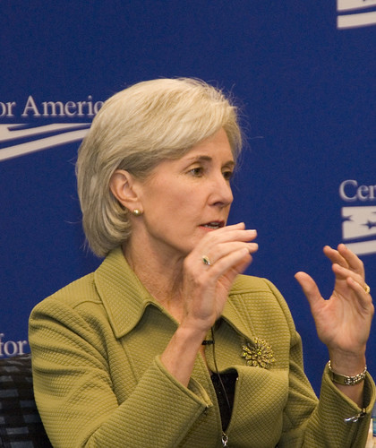 Kathleen Sebelius (Photo: americanprogress, flickr)