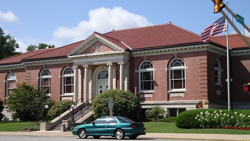 Flickriver courthouselover 39 s photos tagged with libraries for Laporte library