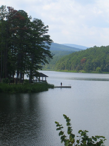 cedarlake ouachitanationalforest