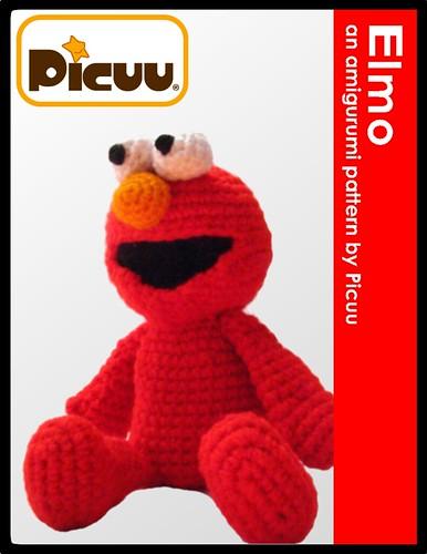 Elmo Doll Knitting Pattern : ELMO CROCHET PATTERN   Crochet Projects