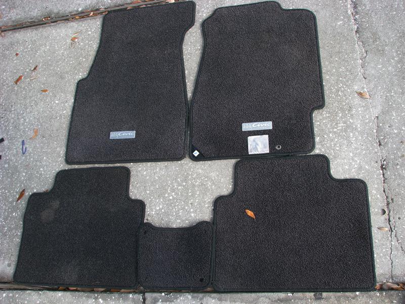 Miami honda access jdm ej1 eagle floor mats jdm rare for 1992 honda accord floor mats