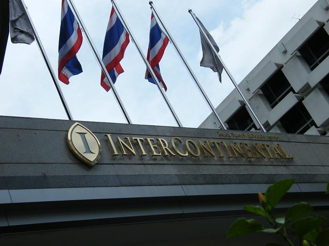 Intercontinental Bangkok Italian Restaurant