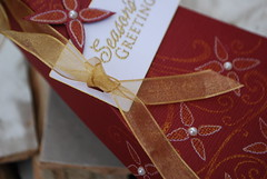 Linda christmas box Heindesign detail