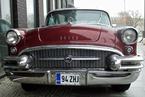 American Cars Display
