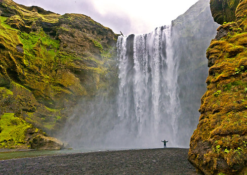 Skogarfoss in Iceland