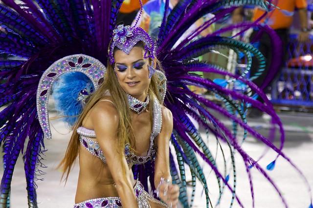 Carnaval 2014 - Thaila Ayala - Rio de Janeiro