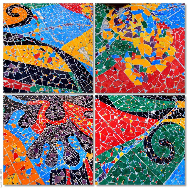 Mosaico de piso de colores 090111 flickr photo sharing - Mosaicos de colores ...