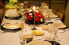 meal(0.0), dinner(0.0), wedding(0.0), event(1.0), restaurant(1.0), table(1.0), centrepiece(1.0), rehearsal dinner(1.0), interior design(1.0),
