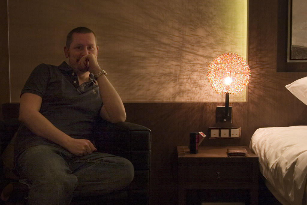 Day 365/365: Another Day, Another Shanghai Hotel