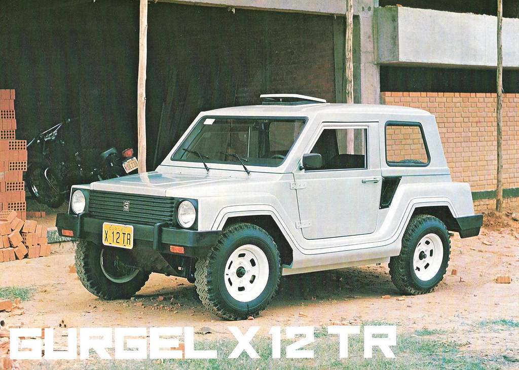 Gurgel X 12 TR