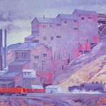 Carl Redin: At Madrid Coal Mine, New Mexico, 1934