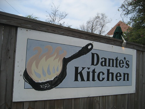 Dante's Flaming Pan