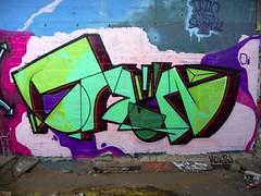Rondenbarg Hall Graffiti