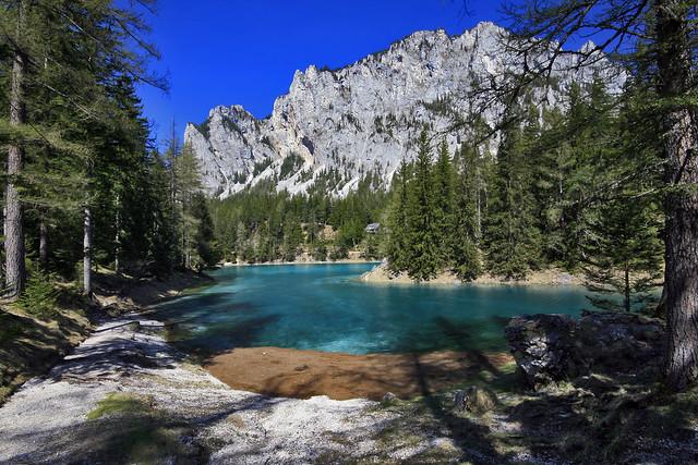 Grüner See / Green Lake 1