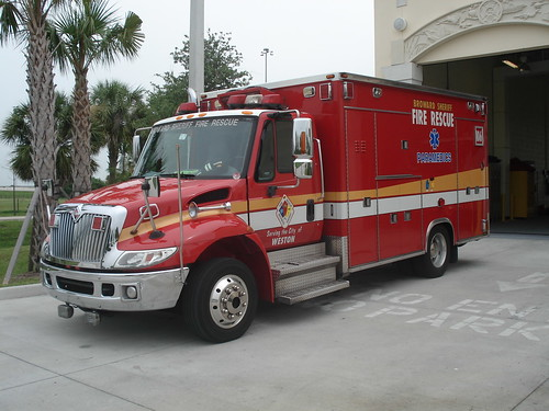 Broward Sheriff Rescue 106
