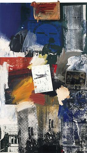 "Robert Rauschenberg Untitled ""Combine""1963"
