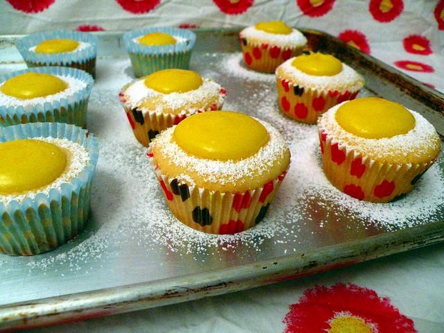 Martha Stewart Lemon Sponge Cake