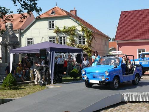 Autovorstellung: Trabant (Fahrschule)