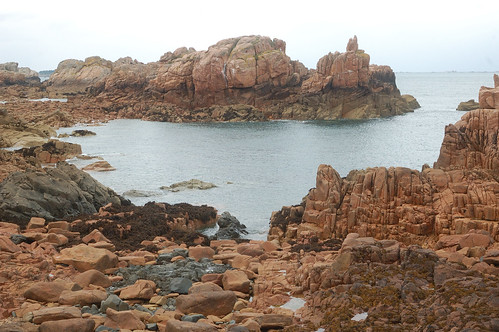 Red rock bay