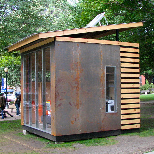 Microhouse east side flickr photo sharing for 10x10 square feet