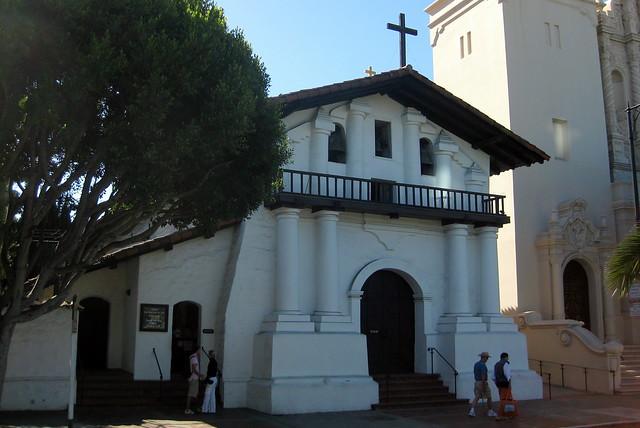 San Francisco Mission District Mission San Francisco De