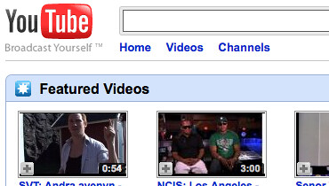 YouTube - Broadcast Yourself. | Flickr - Photo Sharing!