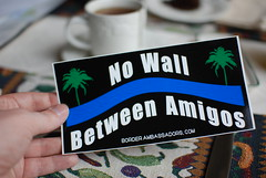 No Wall in Acuña