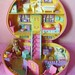 Huge Polly Pocket Lucy Locket Playset 1992