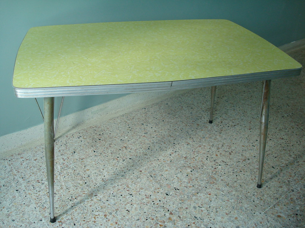 Formica Diners' Table