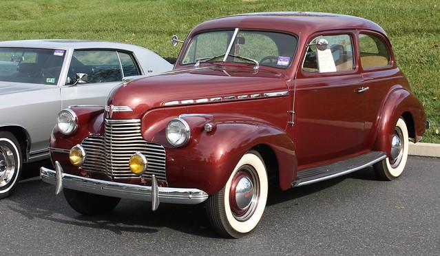 1940 chevrolet master 85 2 door coach flickr photo for 1940 chevy 2 door