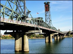girder bridge, landmark, truss bridge, cantilever bridge, bridge,