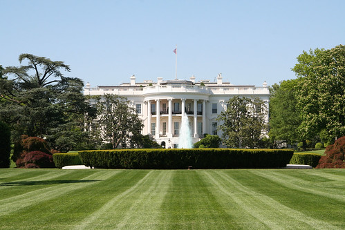 White House South Lawn